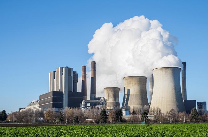 Braun Kohle Kraftwerk - Weisweiler, Deutschland