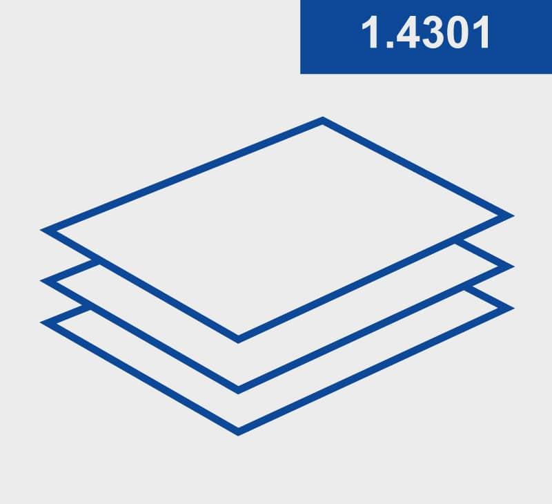 Blech-1.4301