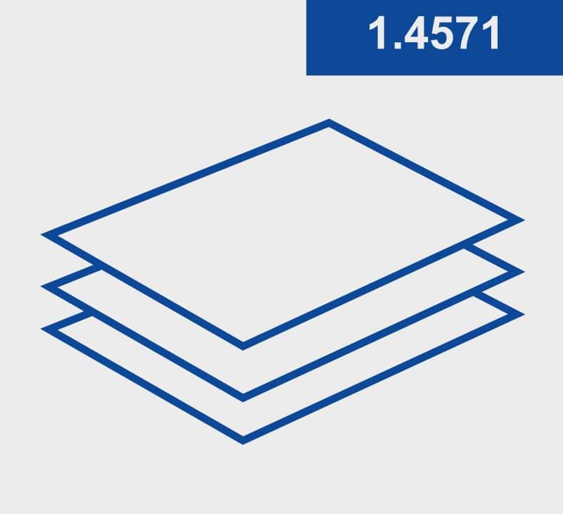 Blech-1.4571